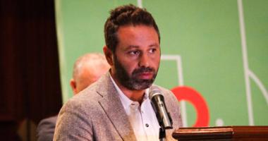 استضافة حازم إمام فى ندوة ثقافية اليوم عن قصص النجاح بجامعة عين شمس