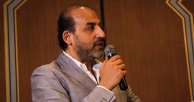 """محمد شبانة: لقاء وفد """"الصحفيين"""" بأسامة هيكل اتسم بالإيجابية والروح الودية"""