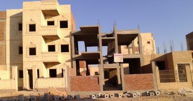 """قارئ يناشد """"الإسكان"""" إنقاذ منطقة ابنى بيتك من تهالك المرافق والبناء العشوائى"""