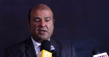 خالد حنفى: أسعى لدعم منطقة التجارة الحرة وتبادل السلع بين الدول العربية دون قيود