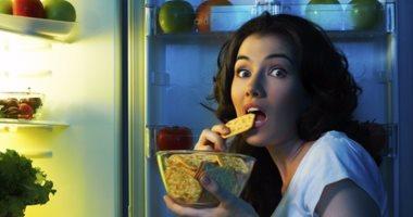 عادات خاطئة بعد تناول الطعام -أرشيفية
