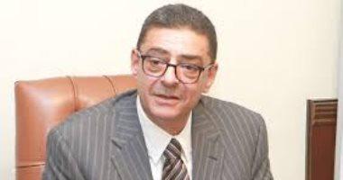 محمود طاهر يستمع لمشاكل أعضاء أهلي مدينة نصر في حفل الإفطار
