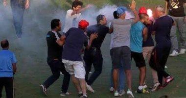 الشرطة تمنع جماهير الأهلي من حضور مباراة يد الزهور