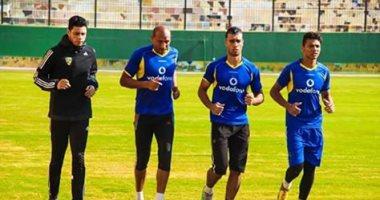 فيديو.. محمد مرسى يسجل الهدف الأول لطنطا فى مرمى النصر