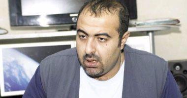 المخرج سامح عبدالعزيز يتوجه للطب الشرعى لإجراء تحليل مخدرات فى حراسة مشددة