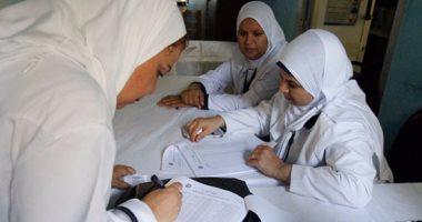 حجز دعوى بطلان المادة 18 من قانون نقابة مهنة التمريض لكتابة التقرير