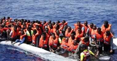 منظمة الهجرة العالمية: فقدان 126 مهاجراً بعد غرق مركبهم فى البحر المتوسط