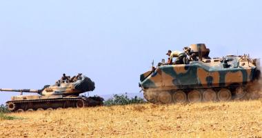 مصرع وإصابة 20 شخصا جراء القصف التركى على عفرين