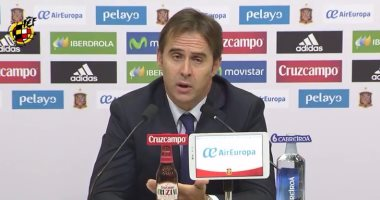 إقالة لوبتيجى من تدريب منتخب إسبانيا قبل كأس العالم