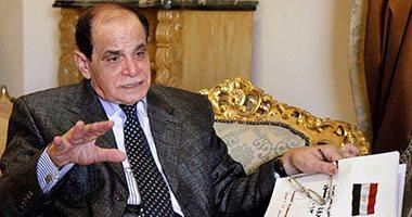 صلاح فوزى: يجب منح مجلس الشيوخ اختصاصات ذات طبيعة تشريعية
