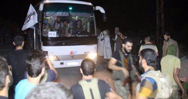 دمشق تعلن فتح معبر لخروج المدنيين من منطقة التصعيد فى إدلب
