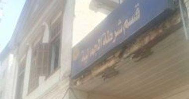 التحرى عن نشاط متهم بتصنيع شعارات كليات الشرطة والعسكرية بالجمالية