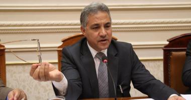 """رئيس """"محلية البرلمان"""" يطالب بتخليد اسم الشهيد ساطع النعمانى بأحد الميادين"""