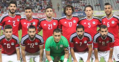 مصدر بالكاف: مصر فى التصنيف الرابع فى قرعة أمم أفريقيا بالجابون