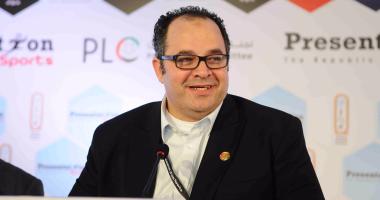 محمد كامل  رئيس شركة برزنتيشن