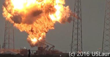 """مهندسو """"سبيس إكس"""" يتوصلون لسبب انفجار صاروخ فالكون 9"""