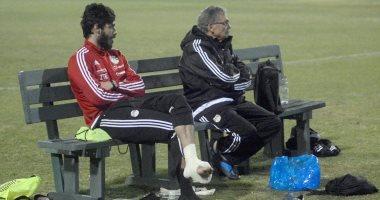 استبعاد على جبر من المنتخب للإصابة وضم محمود عزت