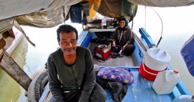 """حكاية مواطنى دولة """"المايه والهوا"""" على ضفاف النيل فى 23 مشهدا"""