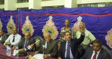 فوز حسين جاد فى انتخابات حدائق القبة التكميلية بعد الحصول على 11380 صوتا