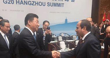 تعرف على حجم التبادل التجارى بين مصر والصين