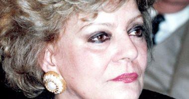 حساب نادية لطفي على فيس بوك يعلن وفاة زوجة نجلها دينا أباظة
