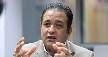 علاء عابد: إعلان موقفى من الترشح لرئاسة لجنة حقوق الإنسان الأسبوع المقبل