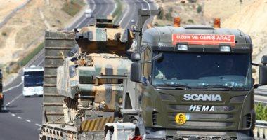 دبابات تركية تدخل مناطق فى أدلب السورية برفقة مسلحين من النصرة