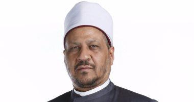 وفاة والدة المستشار العلمى لمفتى الجمهورية الدكتور مجدى عاشور