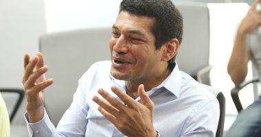 """باسم سمرة يكشف عن موعد عرض مسلسله """"الدولى"""""""