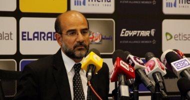 عامر حسين: لا مجال لتأجيل أى مباريات فى الدورى الممتاز