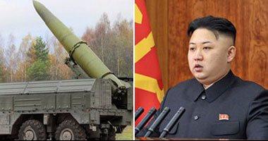 الجيش الأمريكي: كوريا الشمالية فشلت فى إطلاق صاروخ جديد