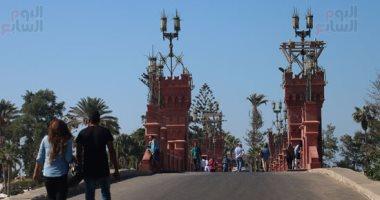 بالصور 10أماكن بالإسكندرية فى خروجة العيد أبرزها حدائق المنتزه والمعمورة اليوم السابع