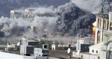 أخبار اليمن.. طائرات التحالف العربى تقصف معسكر الحفا شرقى صنعاء
