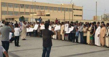 تظاهرات حاشدة بطبرق دعما لحفتر وتنديدا بالتدخل الخارجى فى الشأن الليبى 20160913063302332