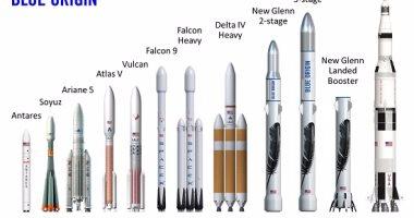 """""""بلو أوريجين"""" الأمريكية تبدأ إنشاء مصنع لمحركات الصواريخ"""