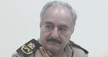 يقصف الجيش الليبى-مواقع للإرهابيين فى اشتباكات عنيفة بمدينة