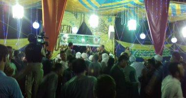 صحافة المواطن.. قارئ يشارك بصور من احتفال بمولد الشيخ وجيه