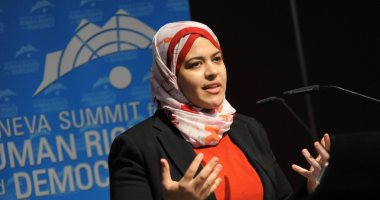 ناشطة حقوقية: تميم ارتكب جرائم ضد شعبه.. ونظامه خالف القوانين الدولية