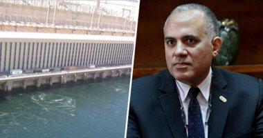 وزير الرى يفتتح اليوم ورشة عمل الخطة القومية للموارد المائية حتى 2037