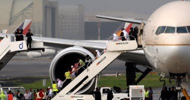 5 معلومات تلخص ساعات رعب عاشها ركاب طائرة سعودية فى مطار مانيلا