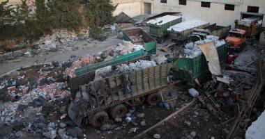 الجارديان: اجتماعات أمريكية بريطانية لإسقاط مساعدات عبر الجو فوق شرق حلب