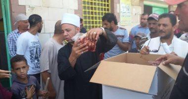 الأوقاف: توزيع 84 طنا من لحوم الأضاحى بـ 16 محافظة الأسبوع المقبل