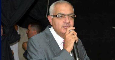 نائب رئيس جامعة المنصورة يزور المدينة الطلابية