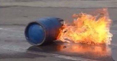 انفجار أسطوانة - أرشيفية
