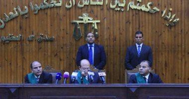 """الجنايات تواصل محاكمة 32 متهما بخلية """"ميكروباص حلوان"""" اليوم"""