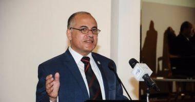 وزارة الرى تقيم ورشة عمل مشروع دعم الخطة القومية للموارد المائية