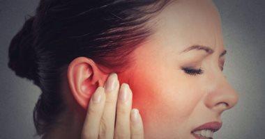 التهاب الاذن الوسطي