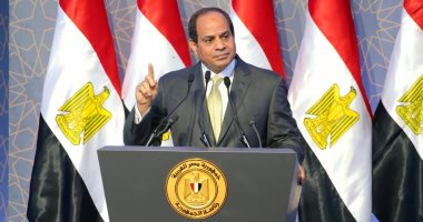 السيسى: دماء أبناء مصر فى سيناء لن تزيدنا إلا إصرارا فى معركة البناء والبقاء