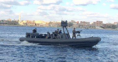 الشرطة القبرصية تنقذ 14 مهاجرا من الغرق فى البحر المتوسط