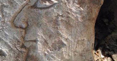 """""""الآثار"""" تعلن عن اكتشافات أثرية لـ""""رمسيس الثانى"""" بالمطرية"""